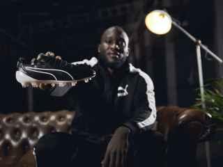 Puma lancerer Romelu Lukaku Limited Edition King Platinum støvle 16