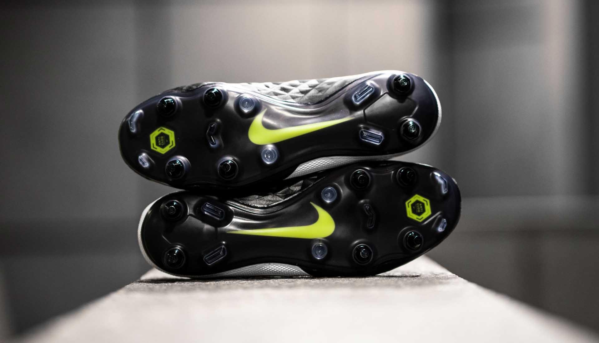 Nike præsenterer den sæsonpassende Tiempo Legend VIII (Sort/Volt) 3