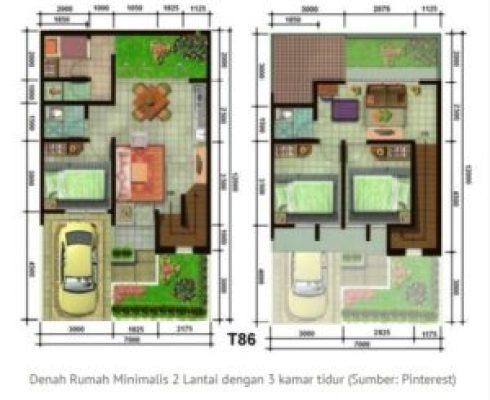 rumah-2-lantai-3-kamar-tidu
