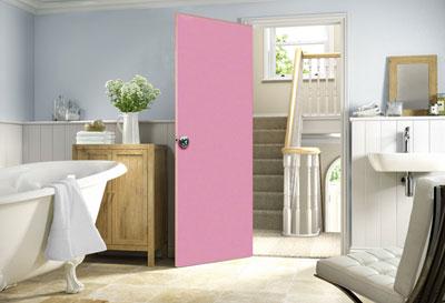 pintu pvc untuk kamar mandi