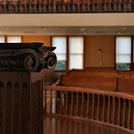Dan Moody's Courtroom - ! by Anne Worner