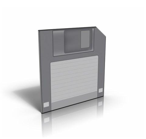 Floppy Disc Cd Black Blank Screen  - kovandzhiev / Pixabay
