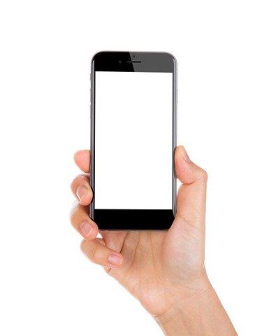 Hand Holding Smartphone  - JohnEdward / Pixabay