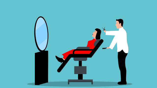 Salon Woman Hairdresser Beauty  - mohamed_hassan / Pixabay