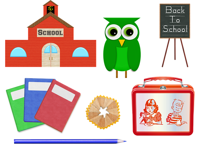 Back To School School Supplies Books  - 7089643 / Pixabay