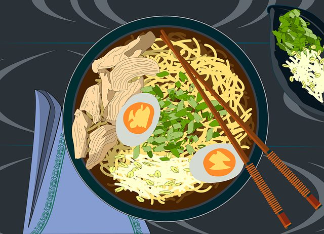 Ramen Food Japanese Noodles  - Papus_sss / Pixabay