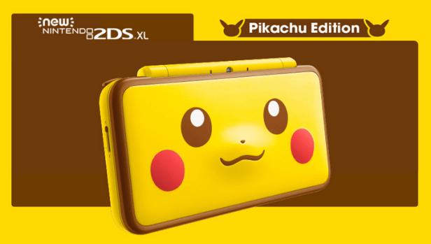 2DS Pikachu