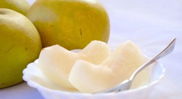 喉に痛みを感じたら梨を食べよう!梨の効果と食べ方3選!