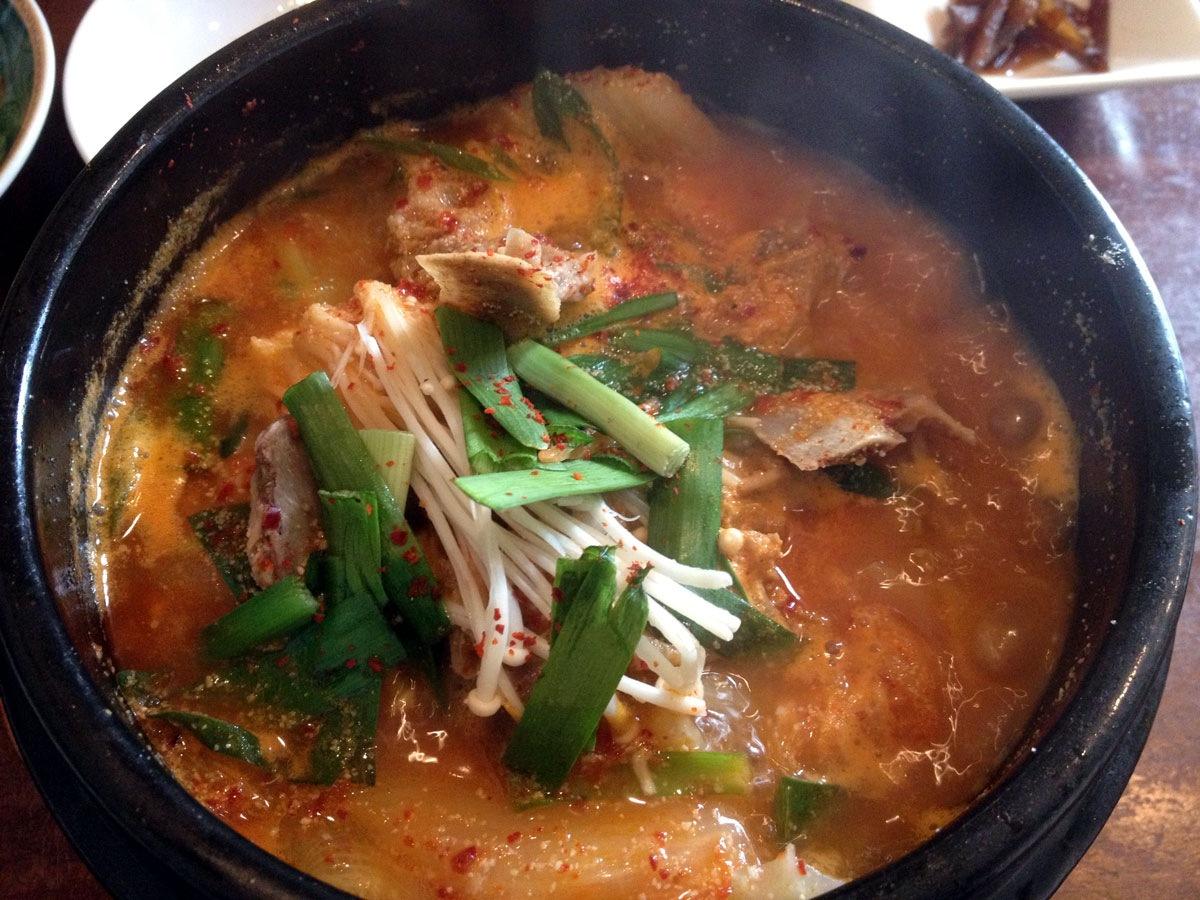 吉祥寺の韓国料理店「ど韓」でランチを食べてきま …