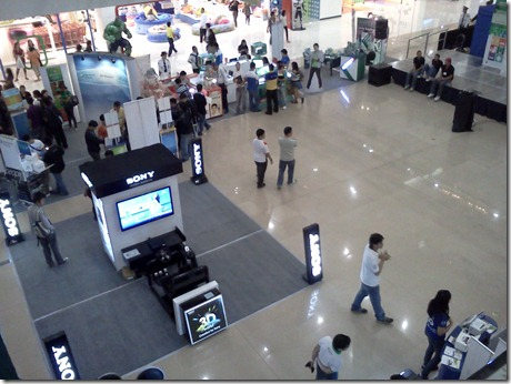Technolife Event Top View