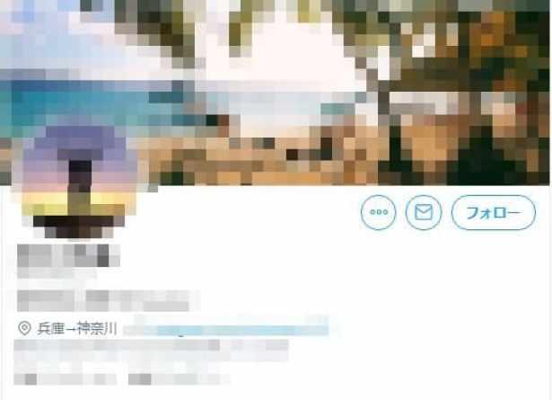 谷繁凛の共犯者Bのツイッター画像