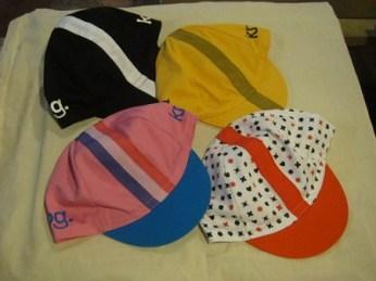 knog caps all colors