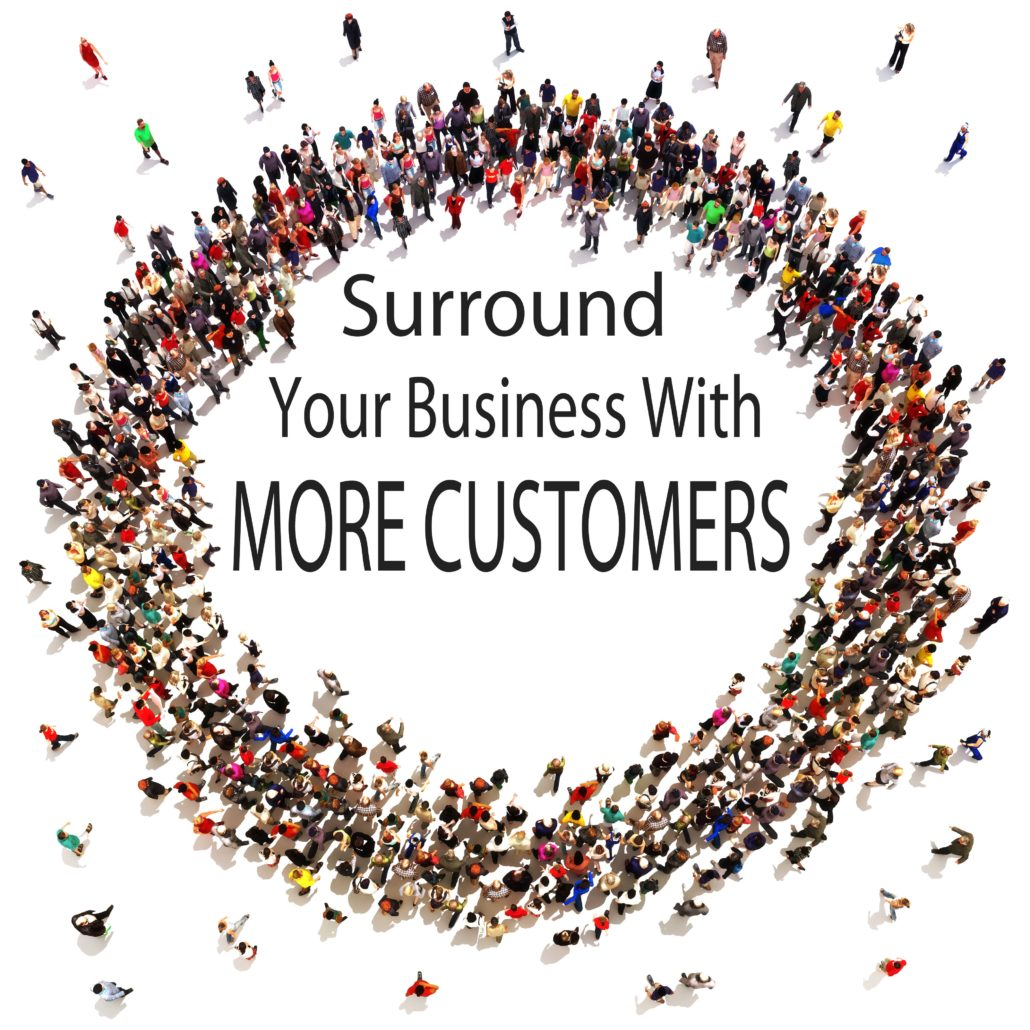 surround your business with more customers in Denver
