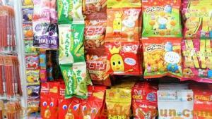 100均ミニお菓子1