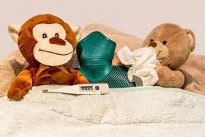 風邪インフルエンザ