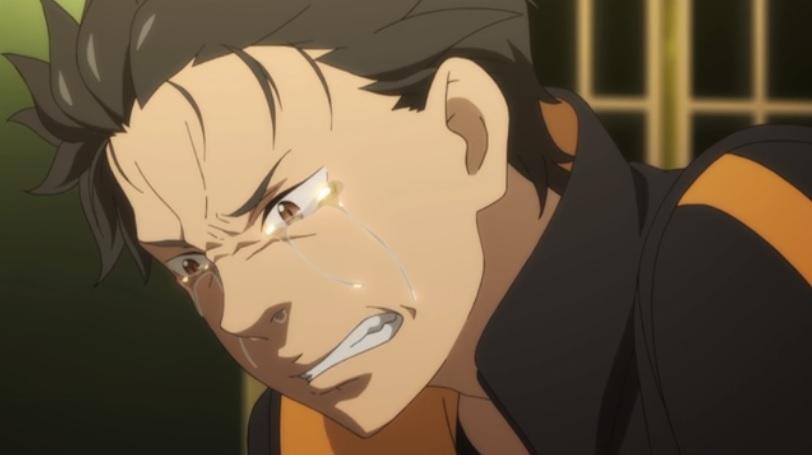 レムを救えなかった・・・涙が止まらない スバル