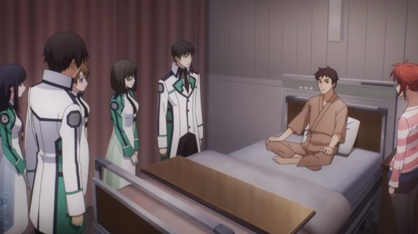 入院するレオ