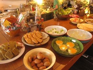 石垣島のカフェ&カレー「トラベラーズカフェ朔」の7周年イベント2