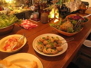 石垣島のカフェ&カレー「トラベラーズカフェ朔」の7周年イベント1