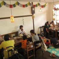 石垣島のカフェ&カレー「トラベラーズカフェ朔」のMOM貸切