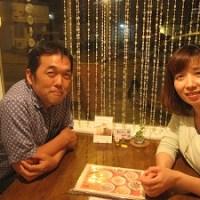 石垣島のカフェ&カレー「トラベラーズカフェ朔」の枝並さん夫妻