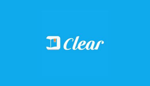 学生におすすめのアプリ「Clear」の使い方【授業ノート発見】
