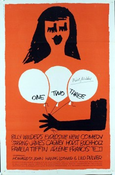 One, Two, Three,1961