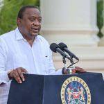 Rais Kenyatta atetea hatua ya kufunga kaunti 5