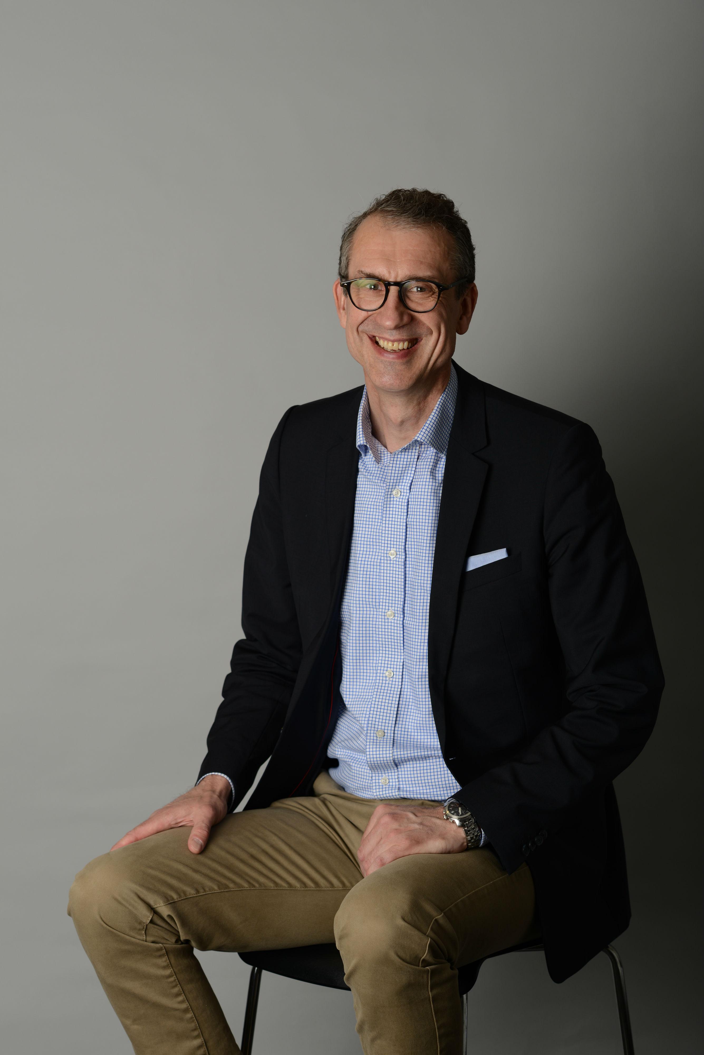 Johan Asman SALAB Board Member