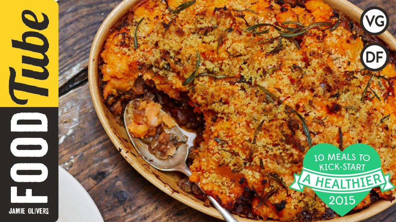 Vegan Shepherd's Pie   #10HealthyMeals   Tim Shieff
