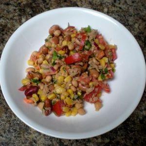 Saturday's Tuna and Bean Salad