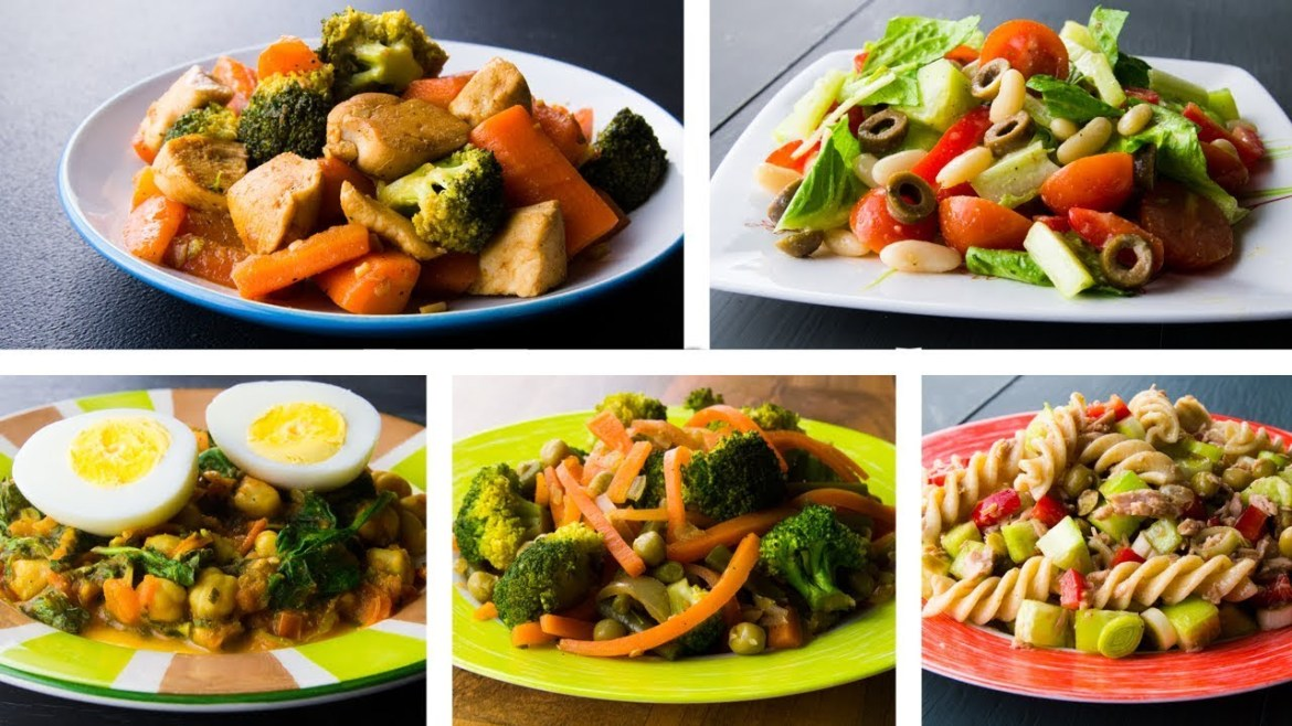 5 Healthy Low Calorie Recipes For Weight Loss