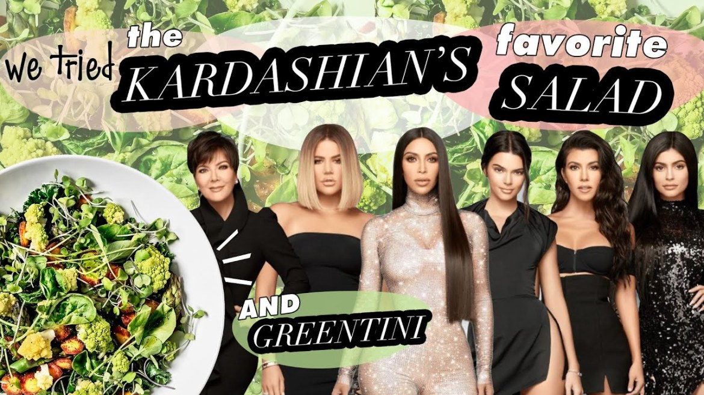 We Tried Making the Kardashians' Favorite Salad | Chinese Chicken Salad Recipe | MyRecipes