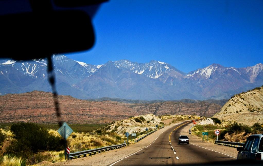 Chile - Dia 01: Cordilheira dos Andes