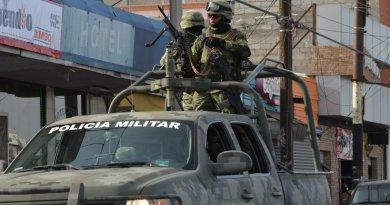 #RuidoEnLaRed Llegó la Policía Militar a Morelia