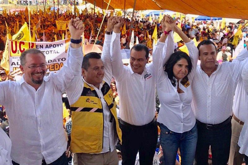 NADA PERSONAL. El PRD se quedará sin bancada en el Senado, Juan Zepeda se irá a Movimiento Ciudadano