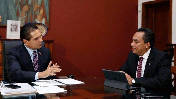 Adrián López  en la terna que mandó Silvano Aureoles al Congreso para Fiscal General