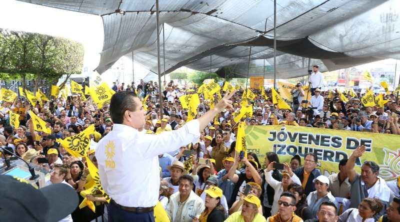 Llama Silvano Aureoles a movilizarse ante riesgo de autoritarismo