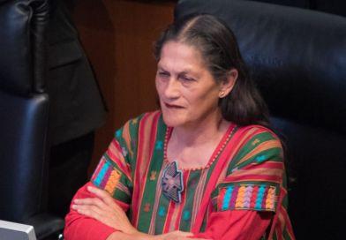 Según senadora de Morena comer tacos de carnitas es celebrar la caída de Tenochtitlán