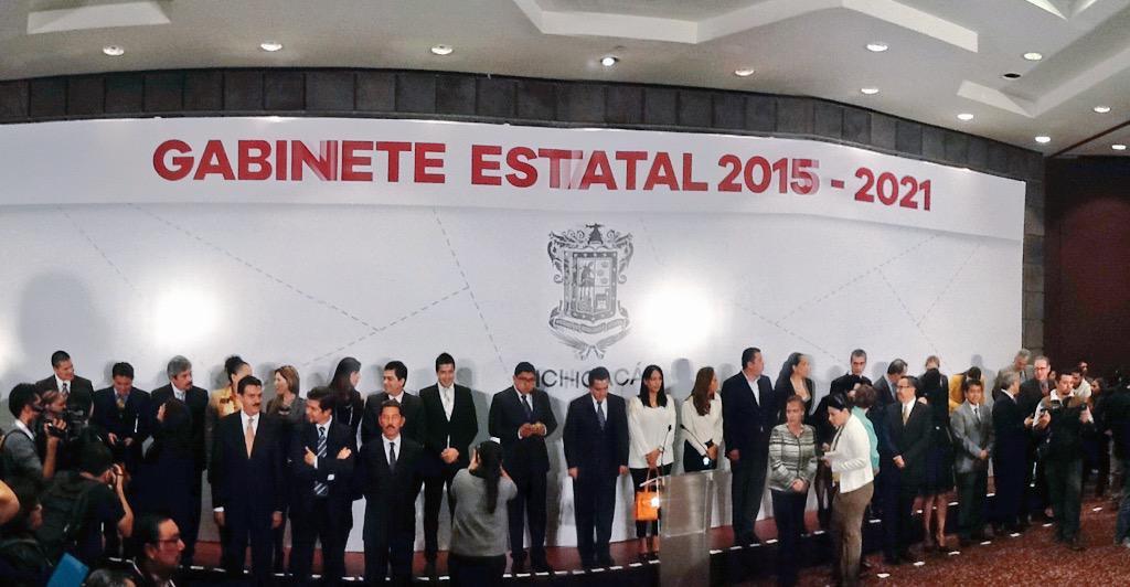 #RuidoEnLaRed Cimbra a Gabinete Estatal salida de Pascual Sigala