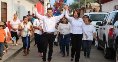 Arrasa equipo de Juan Carlos Barragán en Tiripetío; ganan jefatura de Tenencia