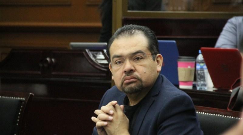 Diputados listos para analizar desincorporación de bienes: Tony Martínez