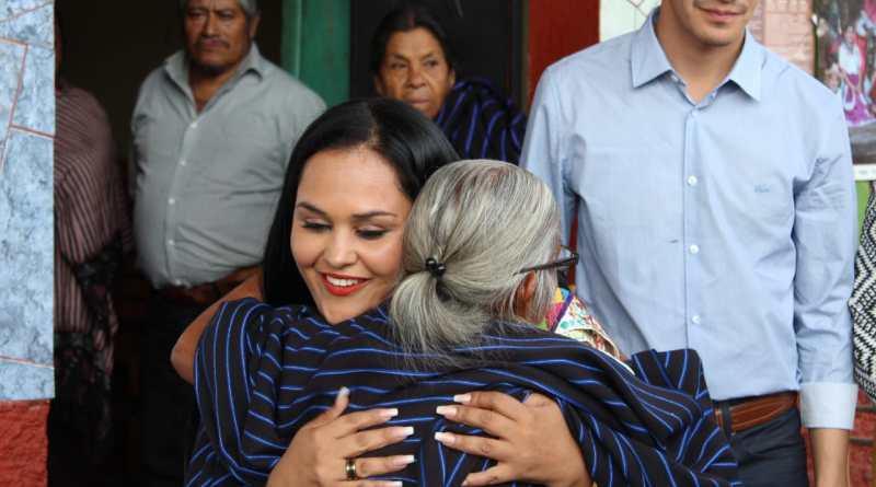 Benefician a más de 100 pobladores con atención visual y auditivo en Santa Fe de la Laguna