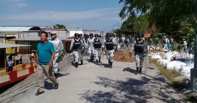 El Gobierno de 'izquierda' que persigue migrantes con militares