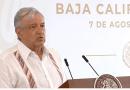 Descarta AMLO cambio de estrategia ante COVID-19 y respalda a López-Gatell