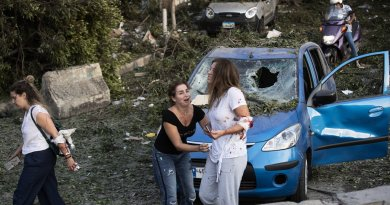 México ayudará a Líbano con 100 mil dólares por emergencia tras explosión
