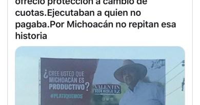 Acusa Luisa María Calderón nexos delincuenciales de aspirante priísta a la gubernatura