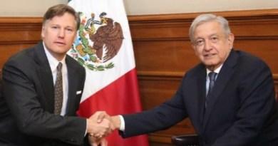 AMLO ha tenido una actitud pasiva ante los cárteles del narco: Ex embajador de EU