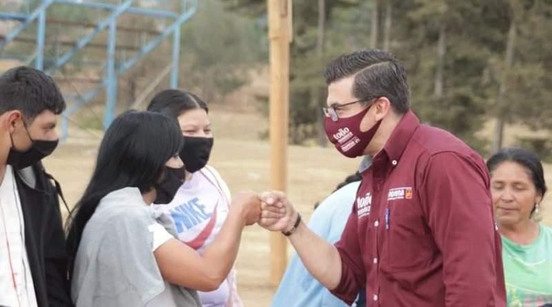 #RuidoEnLaRed En Pátzcuaro, Toño Mendoza sin rival
