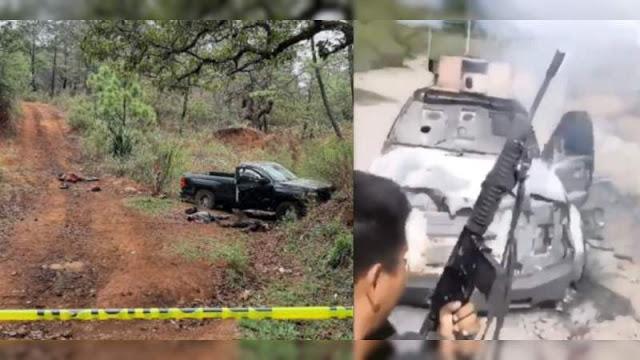 #RuidoEnLaRed Reacomodo de Cárteles en Michoacán